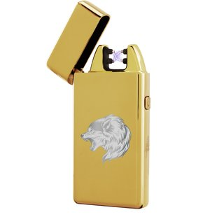 T05 Double-Arc inkl. Motiv Wolf Gold